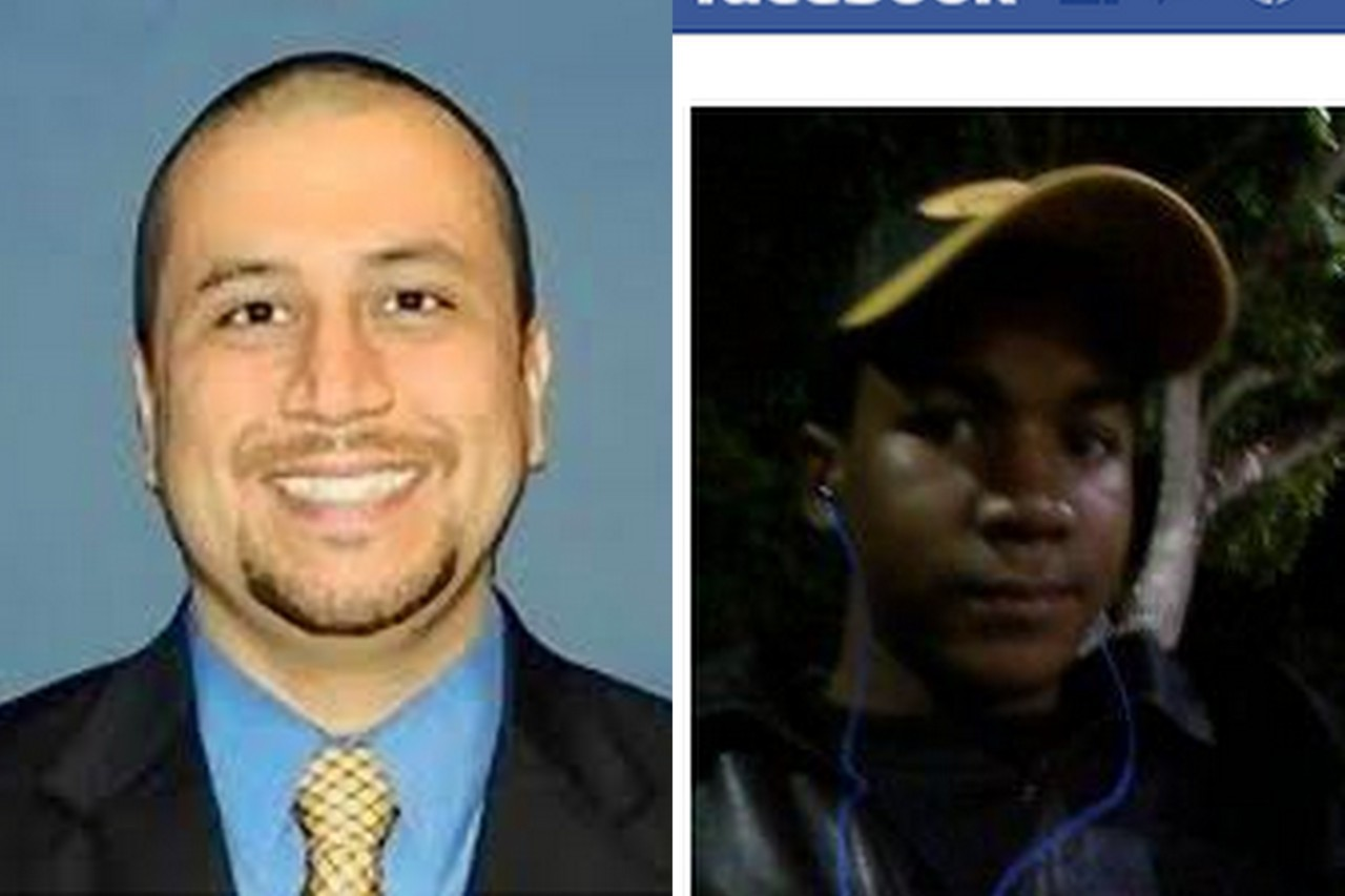 "Trayvon Matrin vs George Zimmerman: I've read and watched several accounts on both sides of the argument and the latest is from Zimmerman supporters saying Martin jumped him before Zimmerman shot him. There has been debate about exactly who cried for help right before the gunshot circulating. I've also seen people complaining that mainstream media is using old photos of Trayvon in efforts of making him look more innocent and using Zimmerman's orange jumpsuit photo to make him look more menacing. I'm starting with the least relevant of these issues. I've searched for current photos of Trayvon and found the one above on facebook & found a nice photo of George. So, there is Zimmerman, looking sharp in his suit & Martin, in a hat (not a hoodie), taken in dark lighting… take a good look. Does it make a difference to you? It does not matter to me.  The fact is Zimmerman saw this young man (just barely 17 years old) and decided he was ""suspicious"". Is Zimmerman racist? Only he knows for sure. Did he make racial slurs on the 911 call? Perhaps… Whatever caused Zimmerman to come to his conclusion that Martin ""looks like he's up to no good, or he's on drugs, or something"" is irrelevant.  What is relevant is that Zimmerman followed Martin for several minutes (against the express recommendation of the 911 dispatcher). What is relevant is that Zimmerman & Martin came face to face as a result of Zimmerman's unwillingness to heed the advise of the 911 dispatcher.  So that brings us to the issues of who jumped who & who was heard crying for help just before the gun went off. Playing devils advocate, lets say Martin jumped Zimmerman… in a fight or flight situation what would you do? Stand up for yourself or run? Martin may have decided to confront Zimmerman and a fight may have ensued. Martin could very well have thrown the first punch and perhaps it was Zimmerman crying out for help but does that warrant a death sentence? Zimmerman knew the police were on their way… he summoned them. Why not wait and allow the authorities to do their job? The bottom line is, Trayvon Martin would still be alive if George Zimmerman had followed the instructions given to him by the dispatcher. There never would have been any physical altercation had Zimmerman backed off when told. Period. Zimmerman is guilty of shooting down an unarmed, 17 year old young man. Zimmerman is guilty of vigilantism. Zimmerman is possibly guilty of obstruction of justice. George Zimmerman must be arrested and brought to justice. NOW! My heart breaks for Trayvon Martin's family and friends. Nothing can be done to bring back Trayvon but justice MUST be served!"