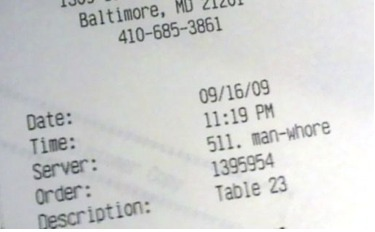 OMG if these receipts are real, they're hilarious! -> - ad http://mylikes.com/l/1tVn9