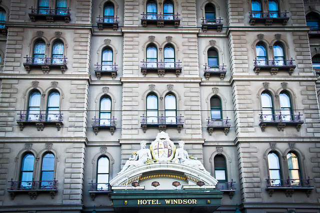 IMG_1258.jpg on Flickr.Hotel Windsor, Melbourne CBD