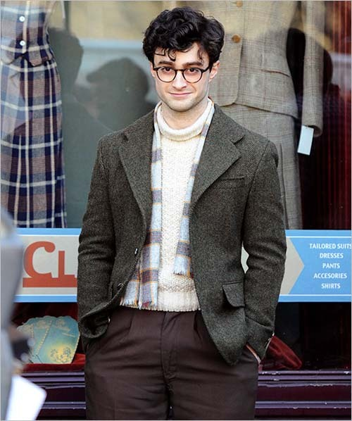 Daniel Radcliffe in Kiss Your Darlings