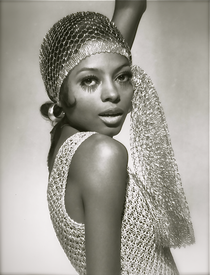 "cartermagazine:  Today In History 'Diana Ross, actress, legendary solo singer, and lead singer for the Supremes, was born in Detroit, MI, on this date March 26, 1944. In 1993, the Guinness Book of Records awarded her its Lifetime Achievement Award and title of ""most successful female vocalist of all time.""' (photo: Diana Ross) - CARTER Magazine"