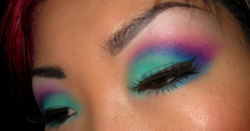 COLORS! MAKEUP! BUUAAH!!