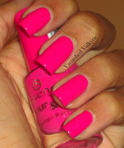 Essence Ultimate Pink!