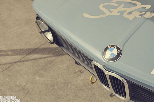 carpr0n:  Toy soldier Starring: BMW 2002 tii (by Ian-Alexander)