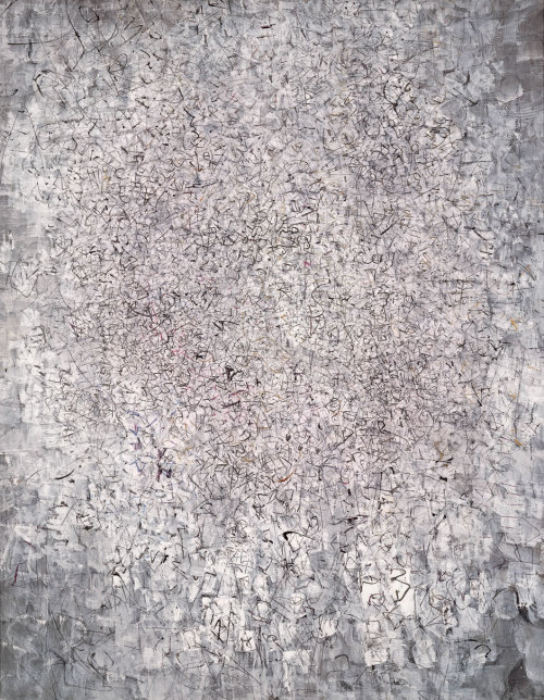 White Journey by Mark Tobey, 1956