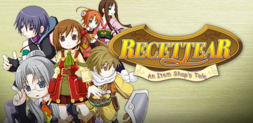 Recettear. It's an amazing game. The dungeon crawling is fun and running the item shop isn't hard at all. Tried the demo once and I was hooked. Got the full game and just loved what was in store for me. Each character has unique personalities and the different play styles of the adventurers will keep the re-playability up.