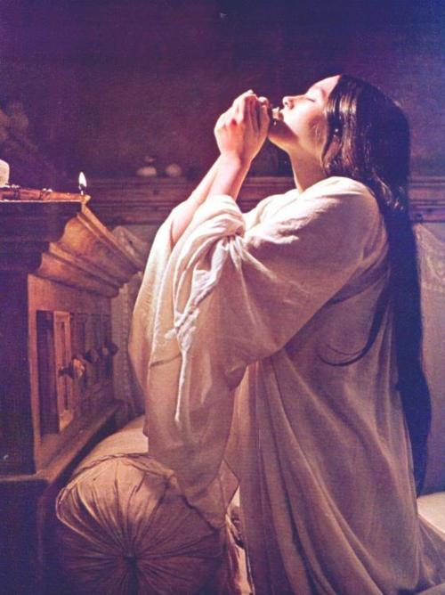 suicideblonde:  Romeo and Juliet (1968)