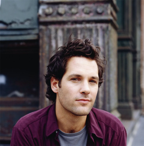 thebetterpeople:  Paul Rudd