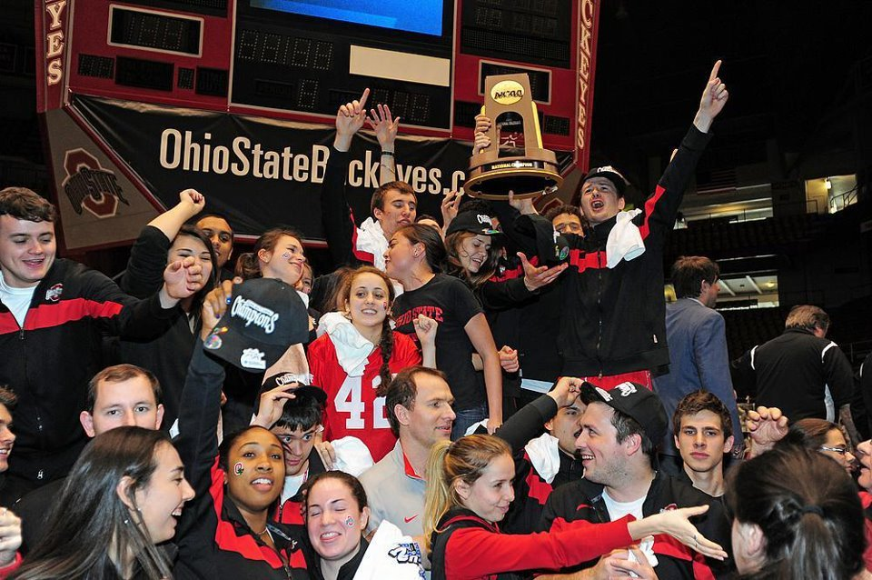 Ohio State won the NCAA Fencing National Championship over the weekend. Go Buckeyes!
