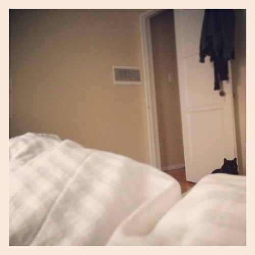 sorry one more hour pls #snooze (Taken with instagram)