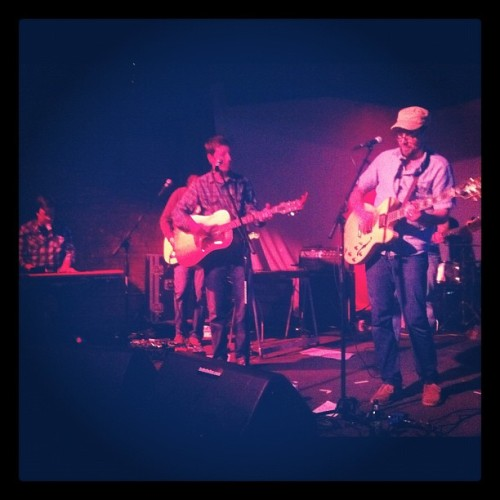 Low Dark Hills @ Club Dada Saturday! (Taken with Instagram at Club Dada)  You might know some of the members from a previous band, The New Frontiers. I'm so glad these guys are making music again, they're way too talented not to be!  Check them out at: Facebook.com/LowDarkHills