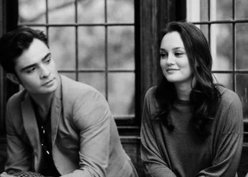 overwhelminq:  chuck & blair