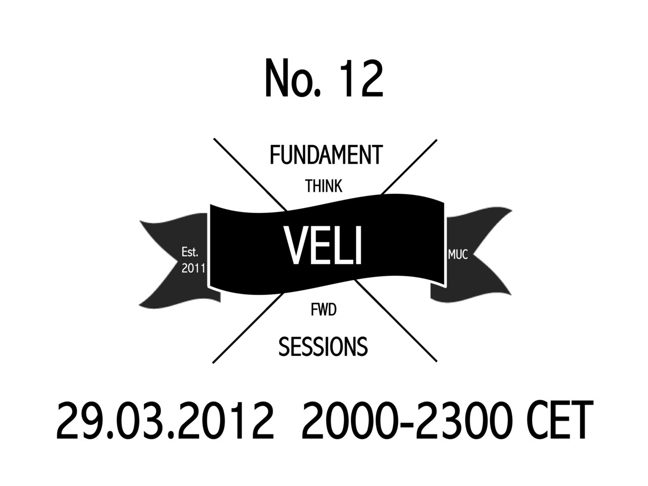29.03.2012, 2000-2300 CET, Fundament Sessions #12 » WATCH THE LIVE-STREAM NOW! Lineup: Veli - Live! (Inside The Haze) Cat People Part 1 - Danny Zaster (Cat People)  Part 2 - Veli (live), Jaeckie Zucker (Cat People)