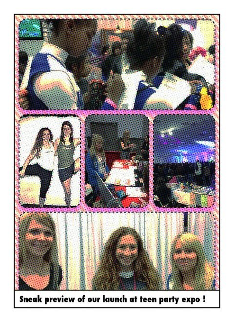 We had a great time yesterday @ Teen Party Expo! Our PromFit Program is officially launched!  Do you want to be fit and ready for Prom? It's HERE!
