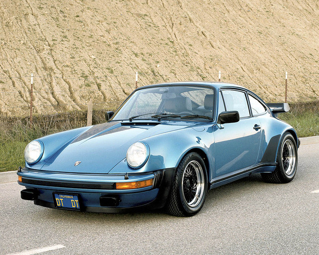 '75 Porsche 911 (930) Turbo - Extra Oomph
