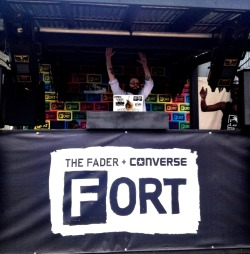 Fader Fort DJ Sets