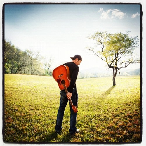 Gigging in Arkansas  (Taken with instagram)