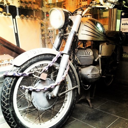 Bultaco #motorbike #retro (Taken with instagram)
