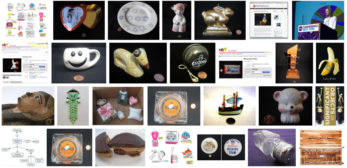 """Significant Objects,"" Google Image search by Rob Walker, March 24, 2012  Note: In connection with the Significant Objects project, co-founded by Joshua Glenn and me, Studio 360 is having a short-story contest: Write a story about one of three curiosities selected recently from a New York thrift store. Deadline April 8. http://www.studio360.org/objects/"