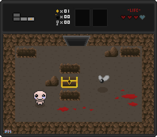 Binding of Isaac: Unholy  Pixel Edition