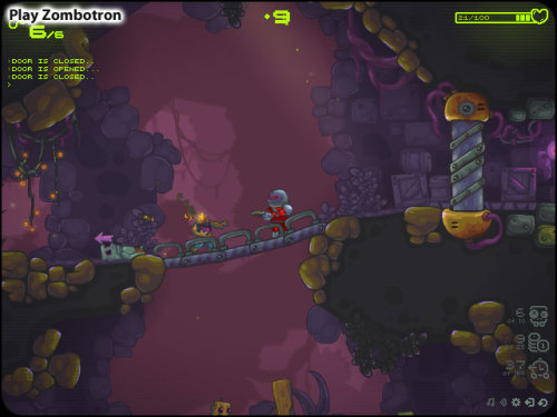 beplayed:  Play Zombotron | Free Online Games