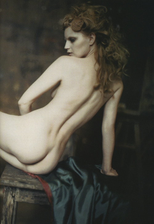Les Memoirs, Vogue Italia 2006.