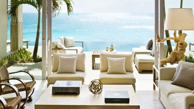homedesigning:  Dapper West Indian Viceroy Villas