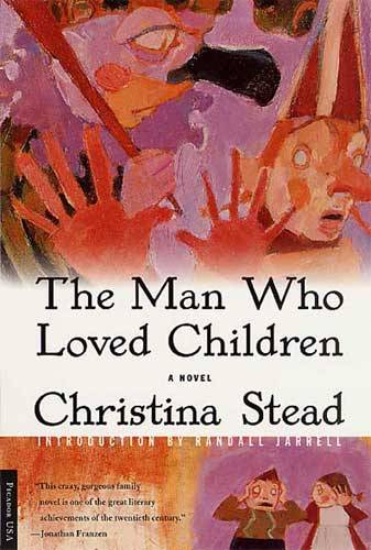 Christina Stead /// The Man Who Loved Children The glib initial thought would be oh splendid, I can read the big nasty family novels that Franzen touts instead of the ones he writes. Next, that nebulous prophecy about American fascism comes to mind … though once we've confirmed that eugenicists should, by their own criteria, be sterilized, we find that the U.S. and European totalitarian models have an appalling sentimentality in common. Citizens are lovingly infantilized, cooed to about conveniently past and faded glory. The hazy abstract good is held above those material or pragmatic. There is never a philosophically serious effort to govern—only to busy, restrict and dazzle the masses like so many filthy kids.