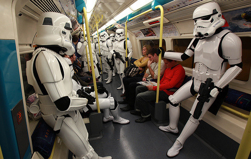 maddersahatter:  These are NOT the passengers you are looking for.