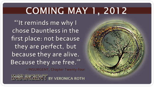 INSURGENT TEASER by @veronicaroth! Who do you think said this?
