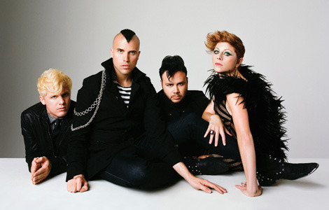 mcmusicchoice:  Ask NEON TREES a Question! We have NEON TREES stopping in for a visit this week, and they'll be taking questions exclusively from Music Choice's Tumblr followers. Got a question for NEON TREES? Follow us, then reblog this post with your name and your question, and we'll post the band's video response in a few days! Keep checking back with us to see if your question was chosen :) (Contest ends at 4 PM on Tuesday, Mar. 27th.)