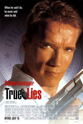"I am watching True Lies                   ""ProSieben (Germany) shows the ""reduced to the max"" version … probably to get more commercials into the time slot. :(""                                Check-in to               True Lies on GetGlue.com"