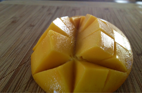 thawn:  serenity-surf:  my mango lol  i bet your mango tasted nice lol