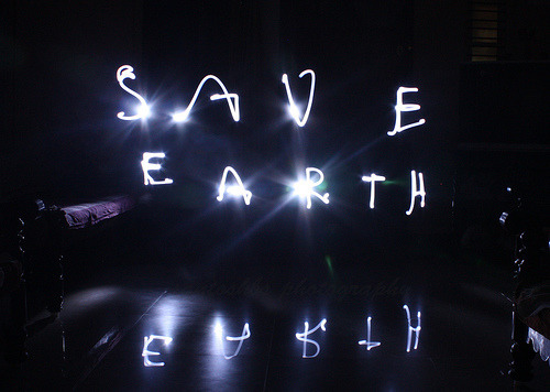 Earth Hour 2012 | Save Earth | March 31st, 2012 @ 8:30pm