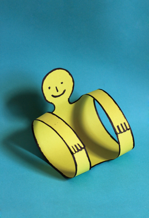 drawnblog:  I'm falling hard for the work of Jean Jullien! It's a playful balance of looseness and sketchiness with complete confidence and control. He has a great mix of drawings, sculptural illustrations, and videos peppered throughout his portfolio. Don't miss the video on his About page! (via Jean Jullien's online portfolio: Centre Pompidou)