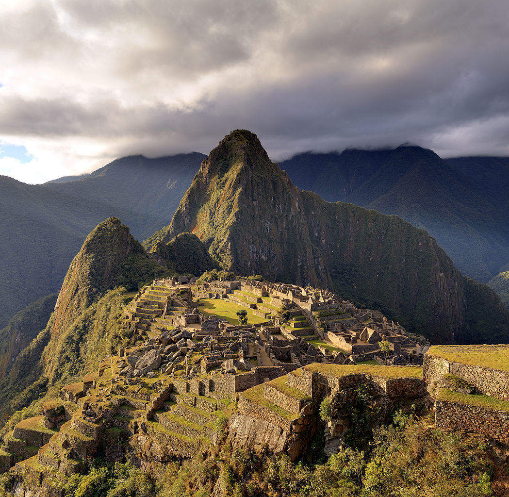 In 1912 and again in 1914-15, items were excavated from Machu Picchu, above, and taken to Yale University to study. The items were supposed to be returned 18 months  later but Yale, citing a perceived inability of Peru to keep the items in good condition, retained the artifacts. In November 2010, Yale agreed in principle to return the artifacts to Peru. (Photo via Wikimedia Commons)
