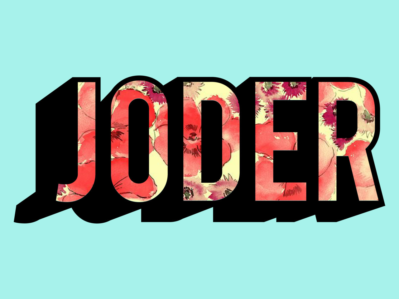 "dammmien:  Joder, as in ""You joderme too much""  Get the ""Joder"" goodies over here"