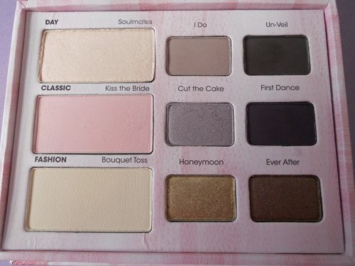 I love Too Faced pallets..even more than I love the naked pallets. For all of those who are make-up savvy, you know this is a heavy statement. I find that Too Faced's colors blend better and have a lighter feel on your skin. That being said, I really have to rave about their new Romantic eye palette. It's an array of feminine shades that are lovely for the spring time. They have pinks, greens, light greys, shimmery whites; all the colors that remind me of romance and the spring time. There are also a variety of palettes including smoky eye, natural, and matte. My favorites are the smoky and (obviously) the romantic eye kit. Too faced has the formulas down. They even provide cards that show you how to apply the shades in a smoky, subtle, and romantic way. There are 3 that correspond with the way the palette is displayed: day, classic, and fashion. The 'Day' is a sheer white with a hint of sparkle, a beige tone, and a gray tone. 'Classic' has the fair pink shade, a lilac purple, and a deeper purple to blend in. And lastly, the 'Fashion' has a subtle green, a deeper almost metallic shade of green, and a honey brown for accenting. My personal favorite is the 'Classic' simply because I love the pink and purples. Too Faced's eye palettes can be purchased at www.toofaced.com and of course in Sephora stores and their website www.sephora.com. As well as at ulta and www.ulta.com. They cost $36 which is a steal, the colors separately cost over $100.