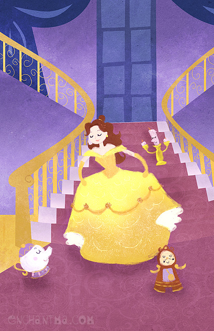 Belle of my Disney Princess series~ This project is on hold until I get my computer fixed~