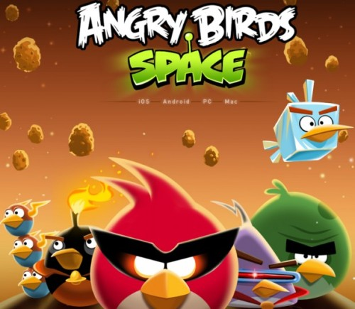 gamefreaksnz:  Angry Birds Space passes 10 million downloads  Angry Birds Space foi baixado mais de 10 milhões de vezes em 3 dias desde seu lançamendo em 22 de Março.