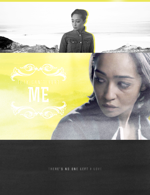 stepone:  The Hunger Games Dreamcast : Ruth Negga as Johanna Mason