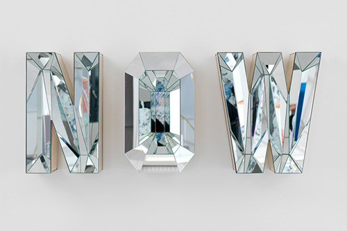 simko:  NOW (#2 mirror) by Doug Aitken…