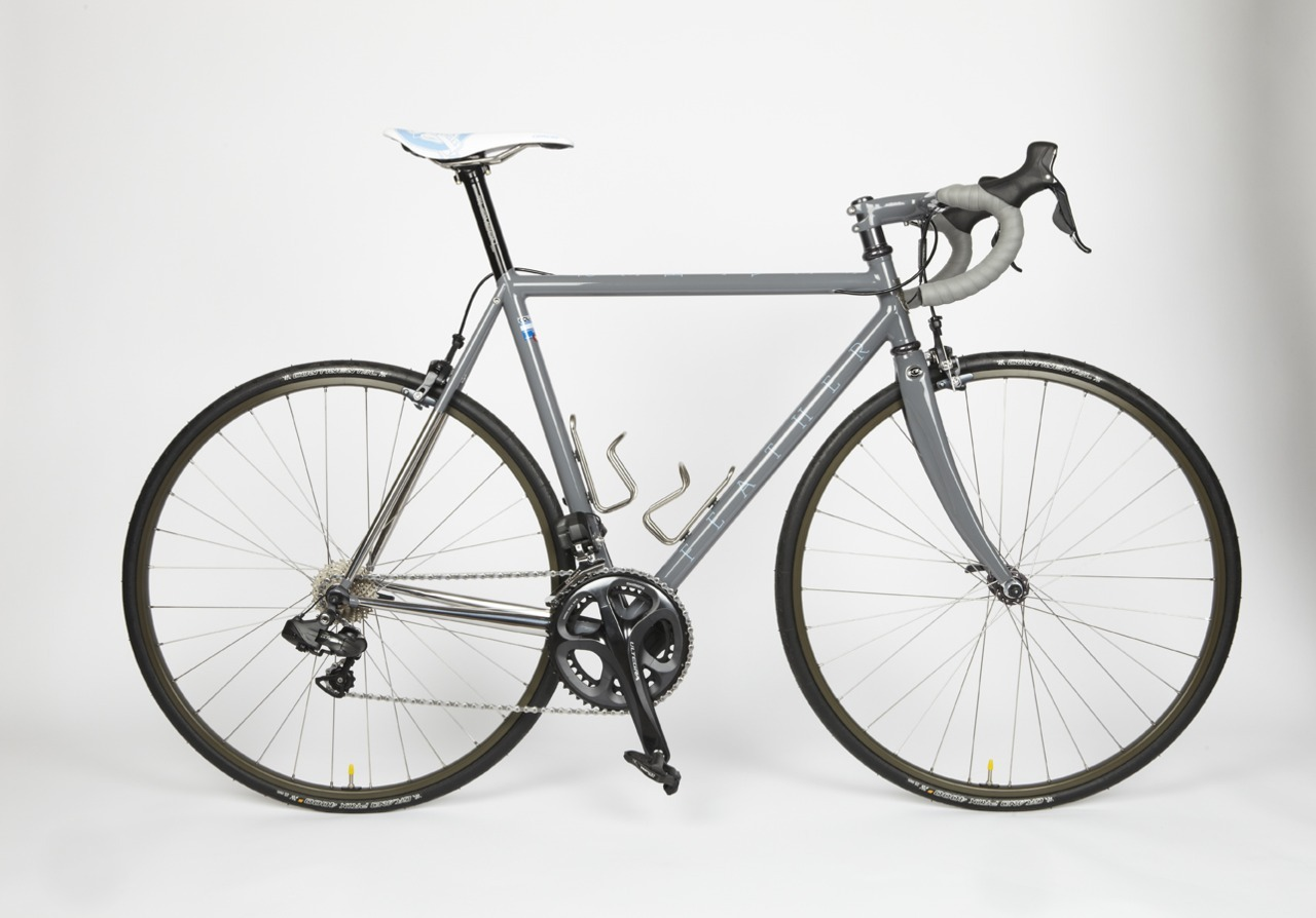 Feather Cycles XCr Di2 Road Bike