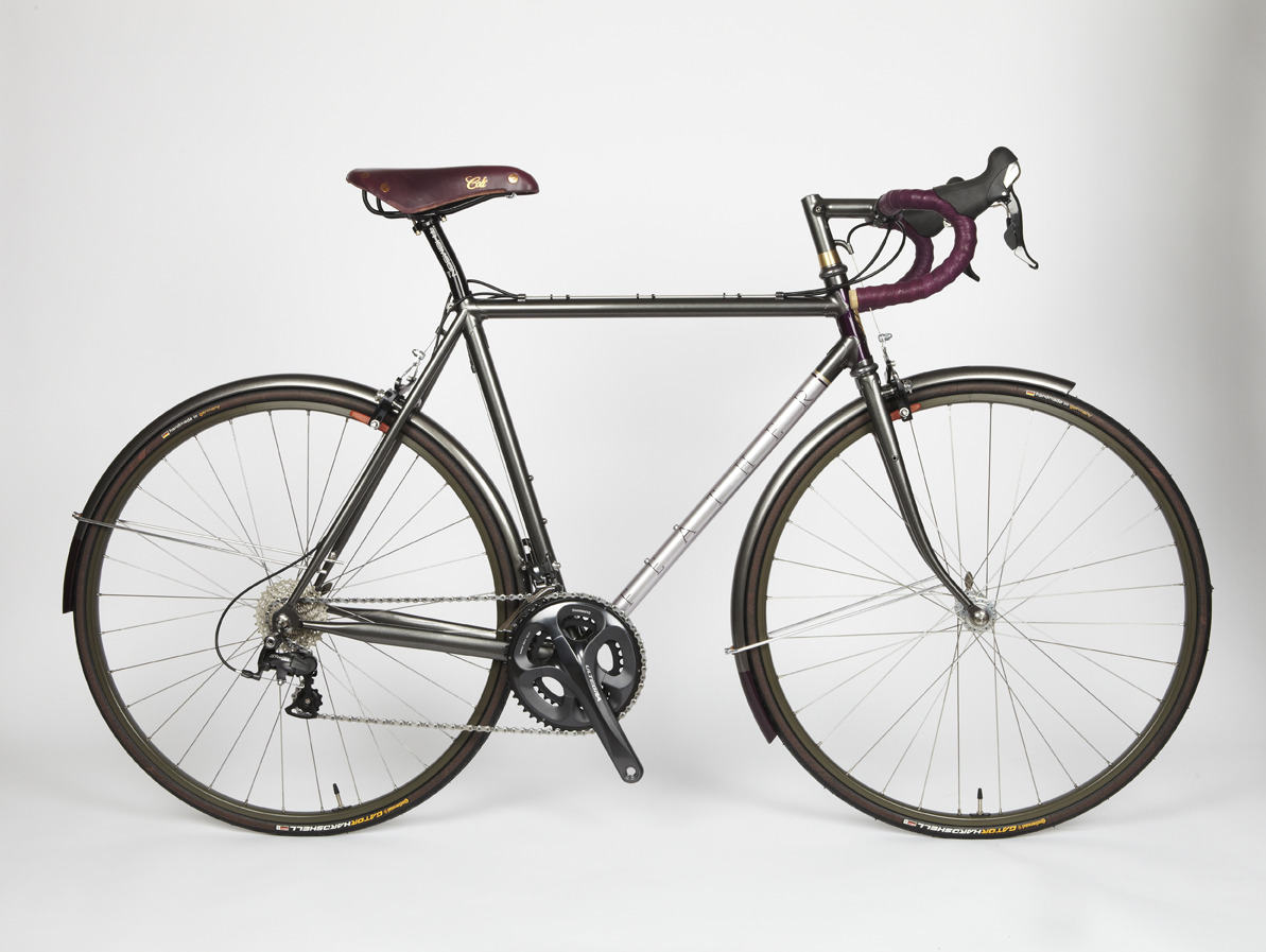 bikecheckonetwoonetwo:  Feather Cycles XCr Road Bike
