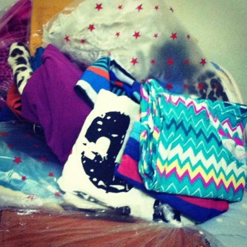 Online Shoppinggg. Yayy (Taken with instagram)