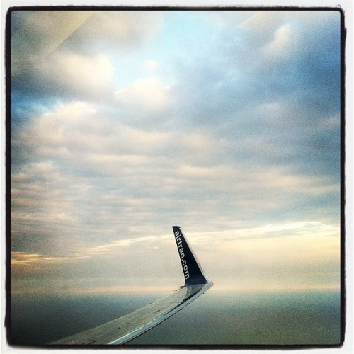 Milwaukee Skies (Taken with instagram)