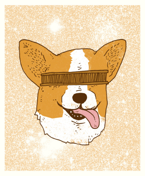 Corgi Laforge by Ben Sears Click here or the photo to buy a print!