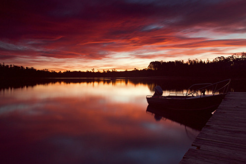 Fisherman's Sunset by Rob_Miller1 on Flickr.