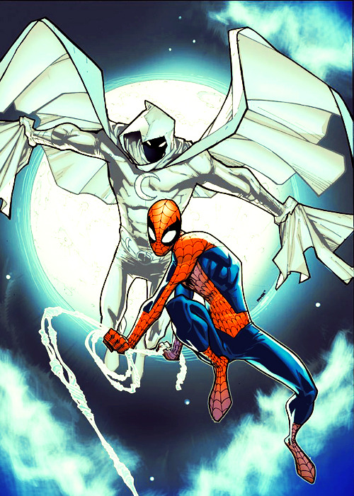 Moon Knight 01 Ramos Variant