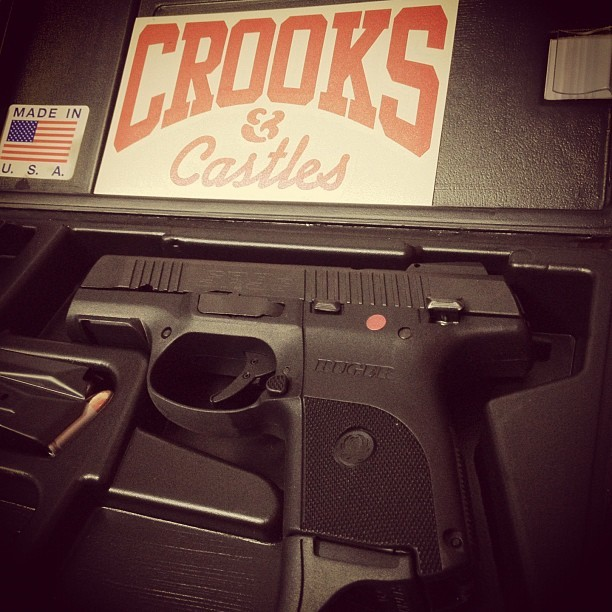 Crooks and Pistols